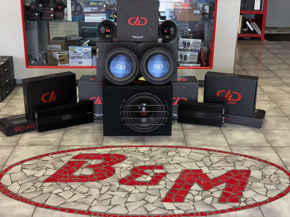 B&M Auto Sound and 4x4 Product Shot