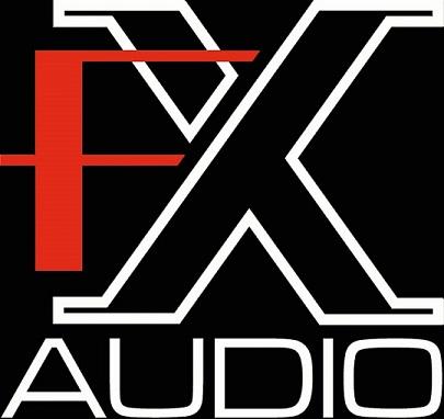 fx audio logo