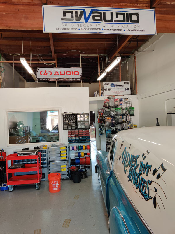 DV Audio Customs – Escondido, CA - featured photo