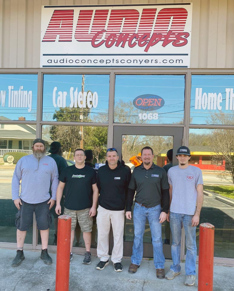 Audio Concepts Inc – Conyers, GA - featured photo