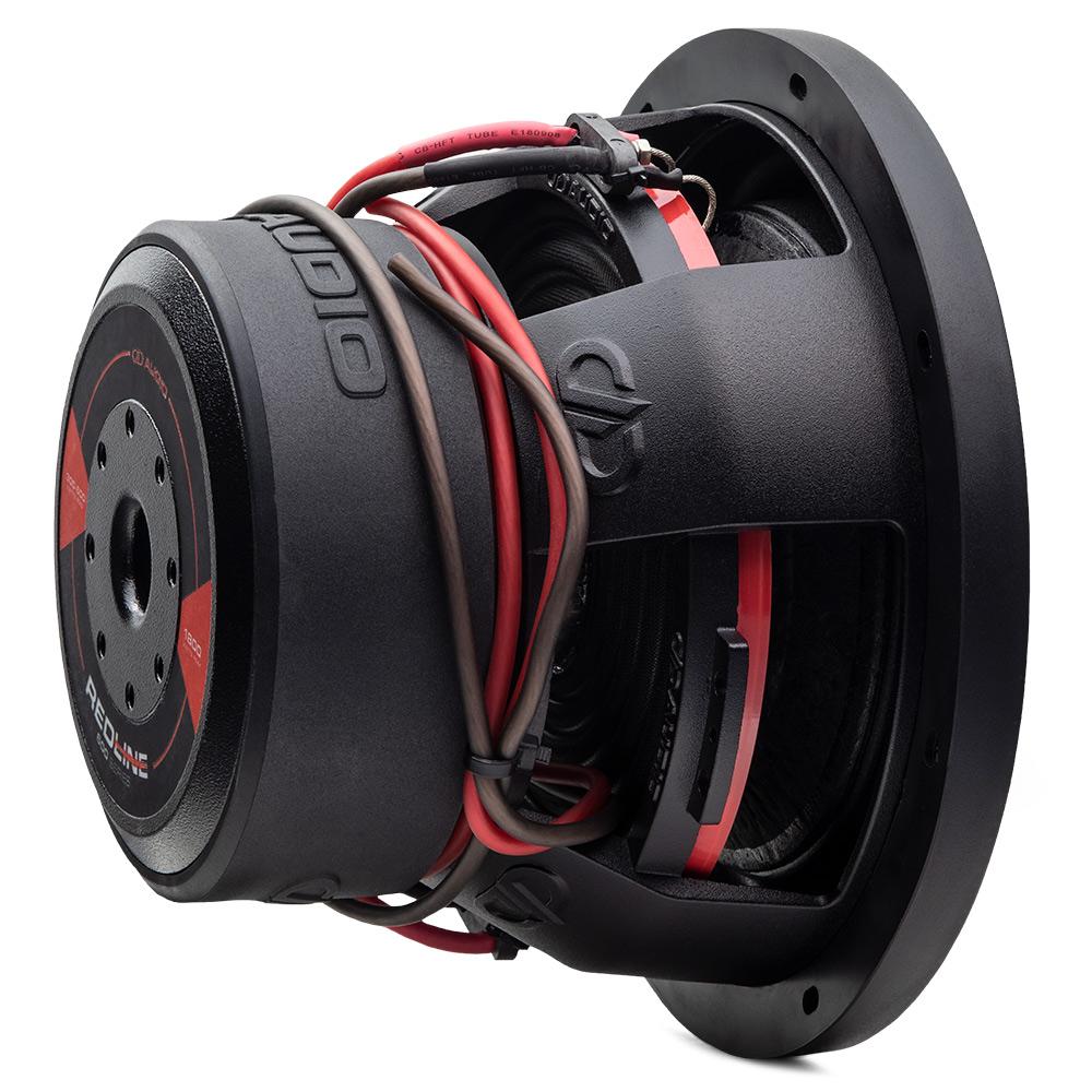 redline series 610e 10 inch subwoofer