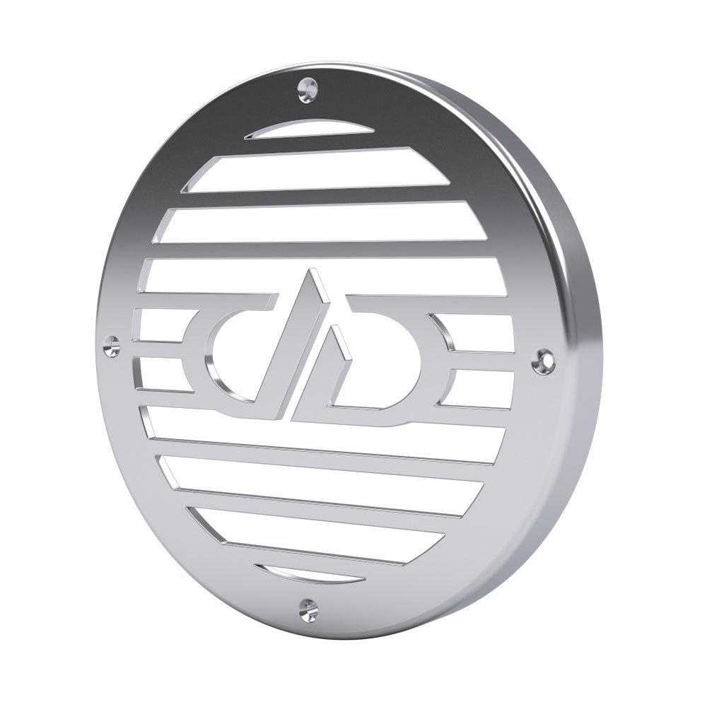 8 inch Aluminum Grill for Marine Cans