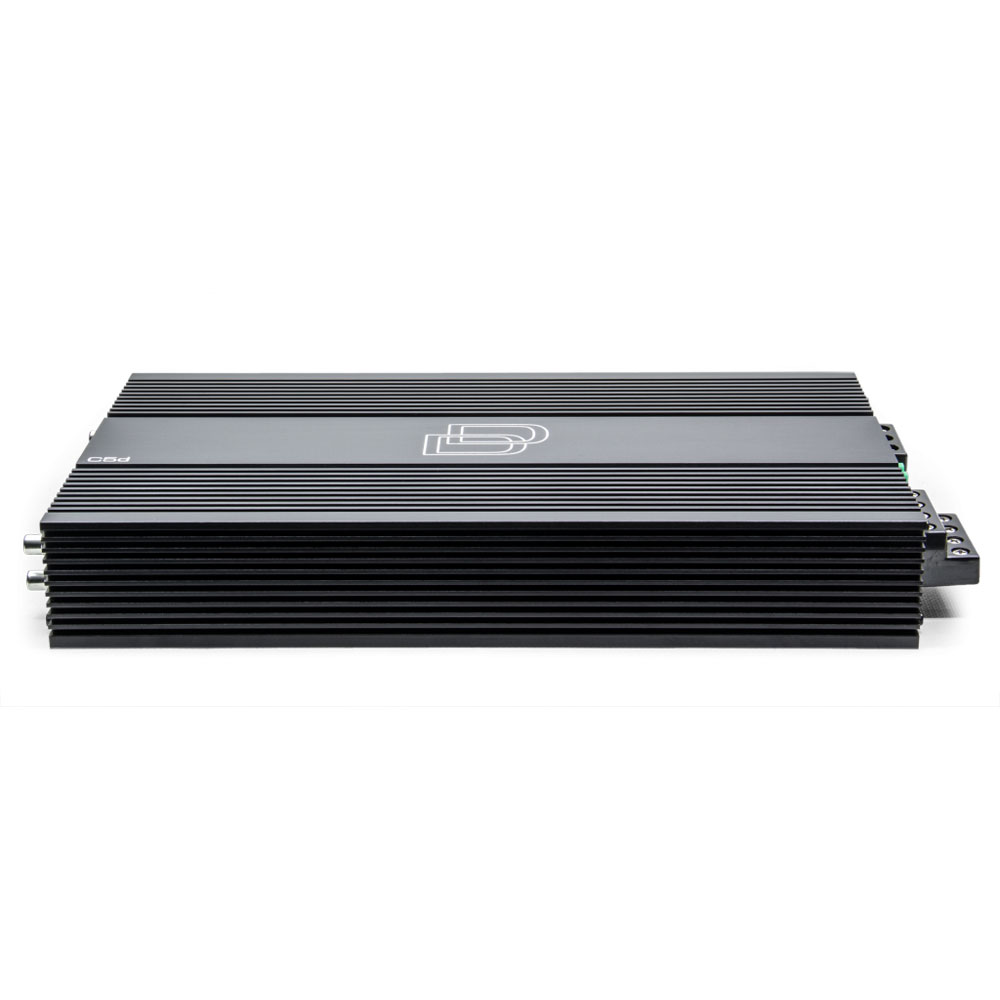 C5d Multi-Channel Amp Angled Face