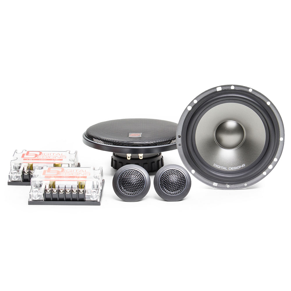 CS6.5 6.5 inch Component speaker
