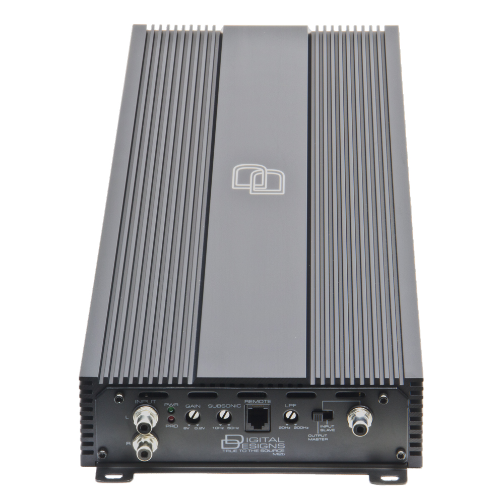 M2b monoblock amplifier