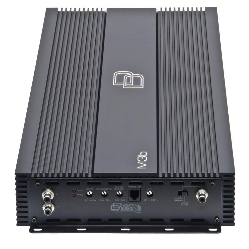 M3b monoblock amplifier