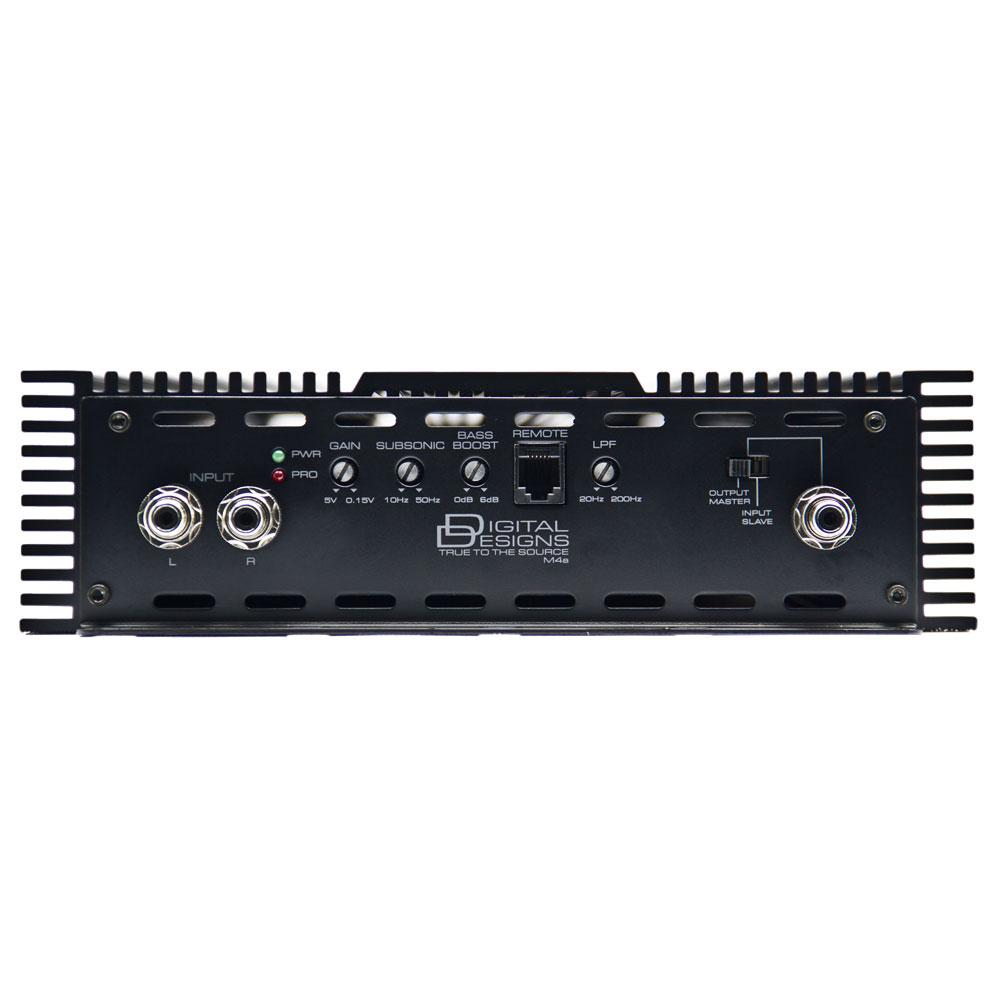 M4a monoblock amplifier