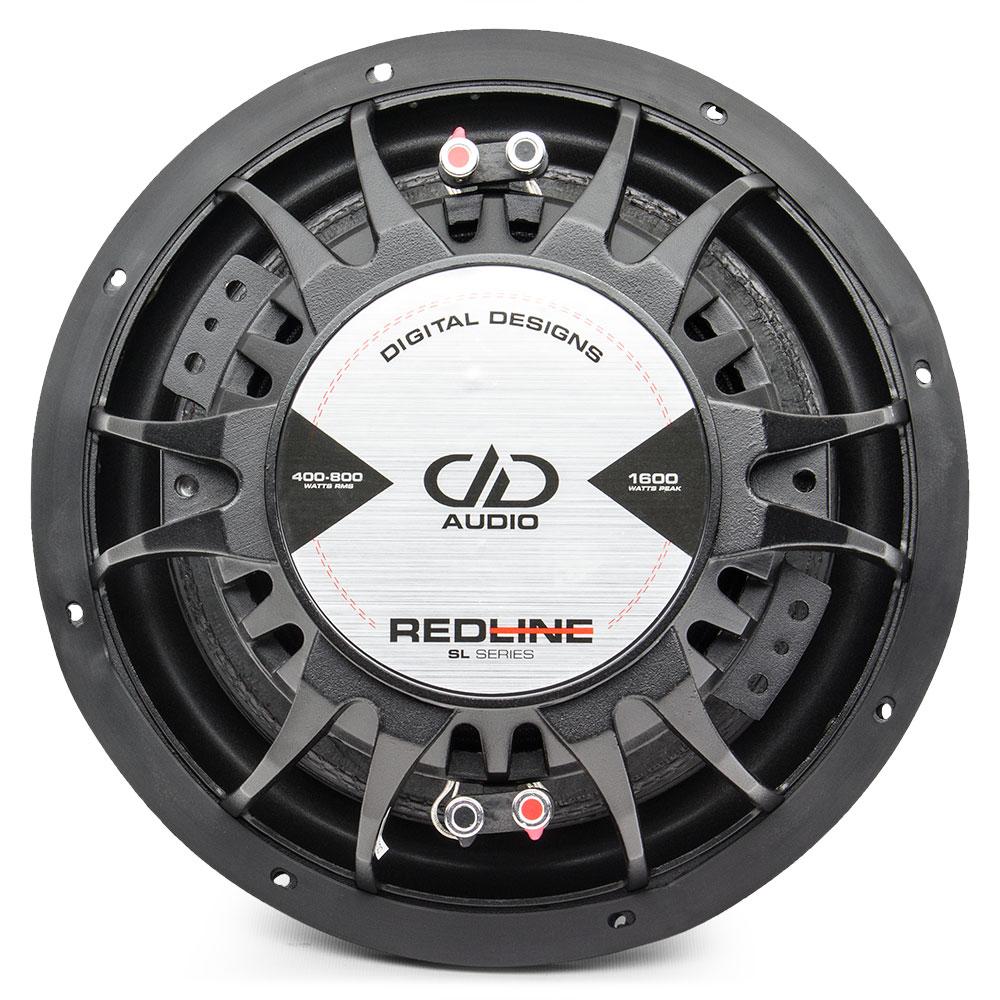 redline series SL712 12 inch slim line subwoofer