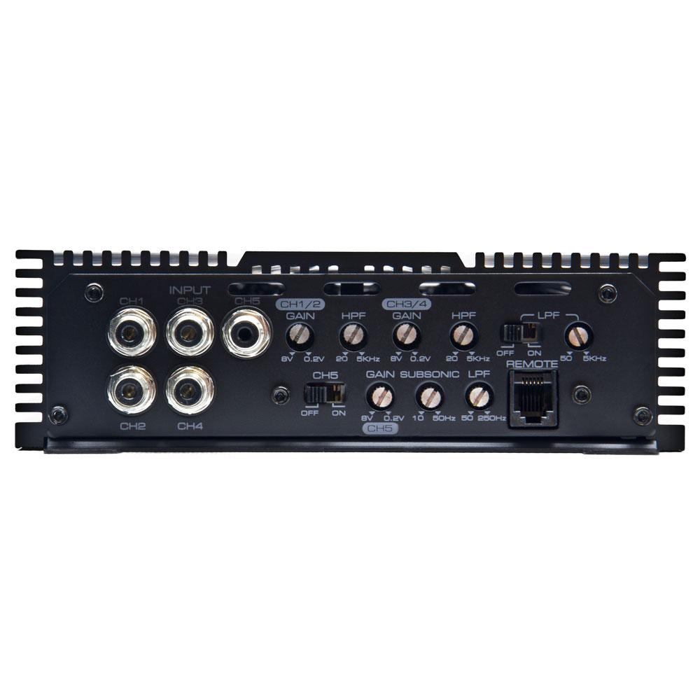 SS5a amplifier