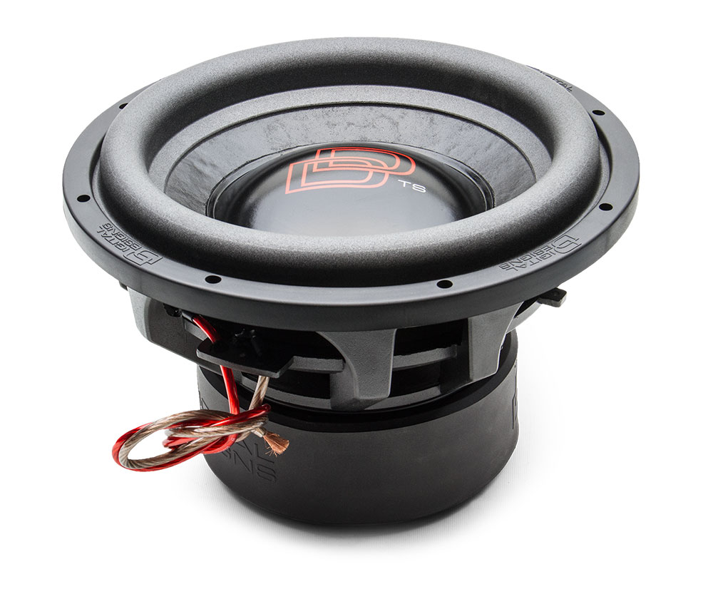 TS-3512 12 inch subwoofer made in usa