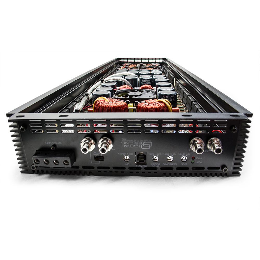 Z2c competition monoblock amplifier