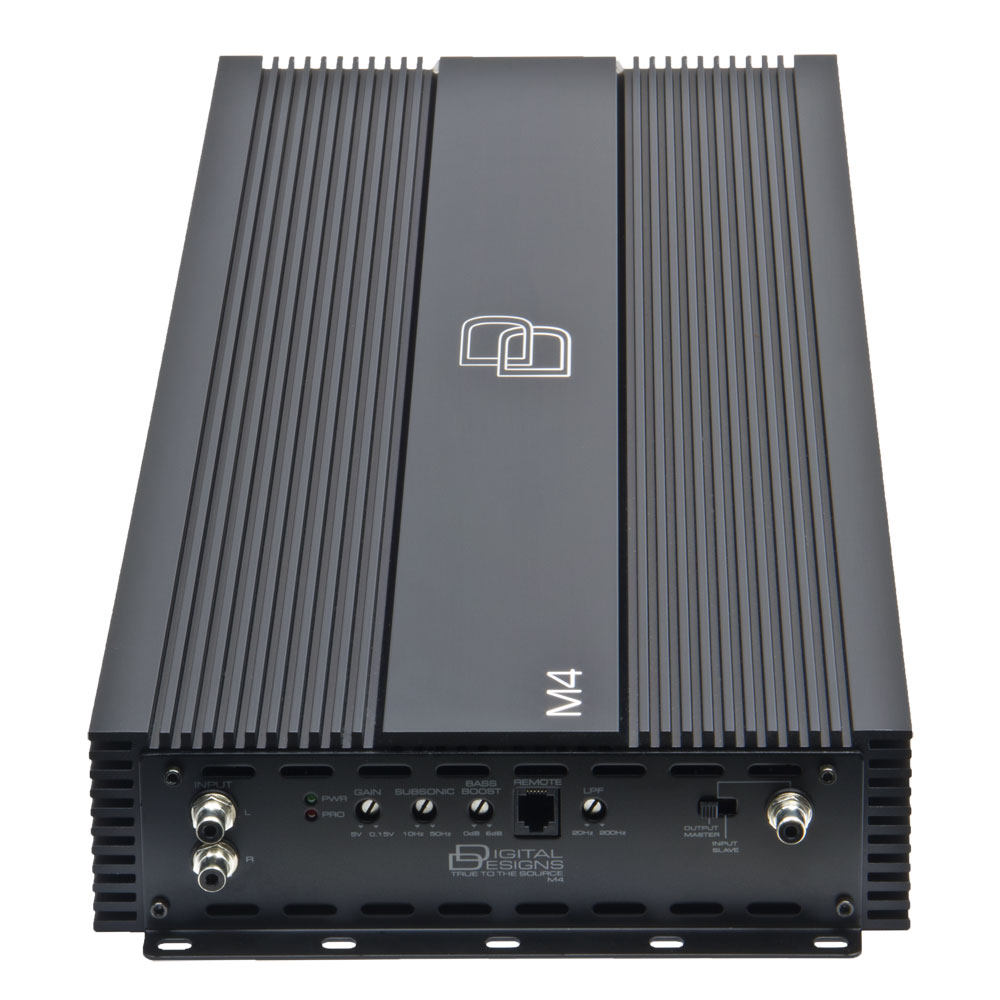 M4 monoblock amplifier