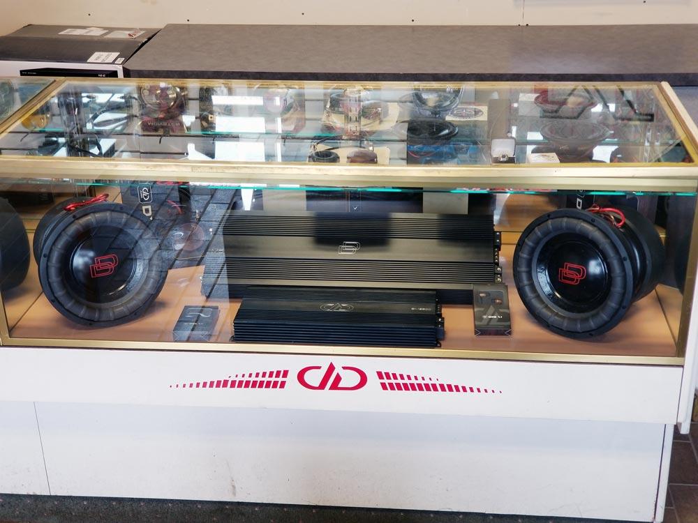 fx audio dd display