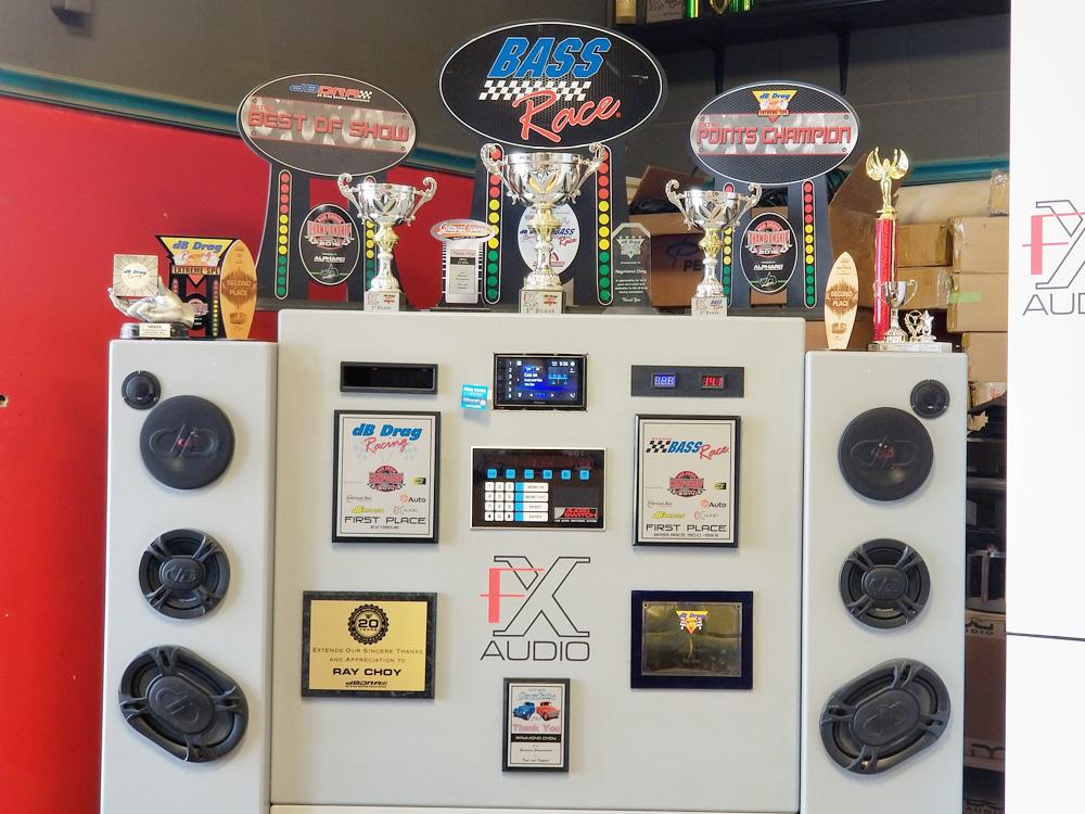 FX Audio Custom Built DD Demo System for the Shop