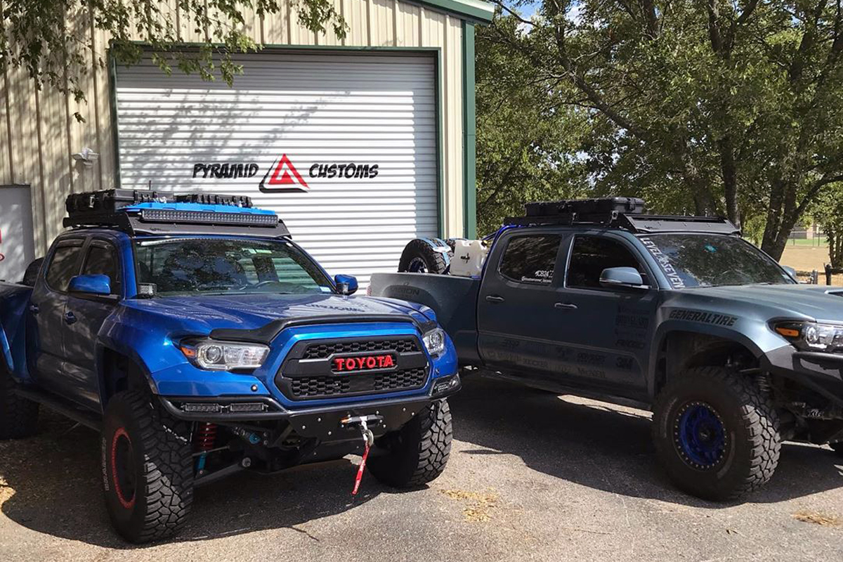 pyramid customs fort worth, tx - featured photo