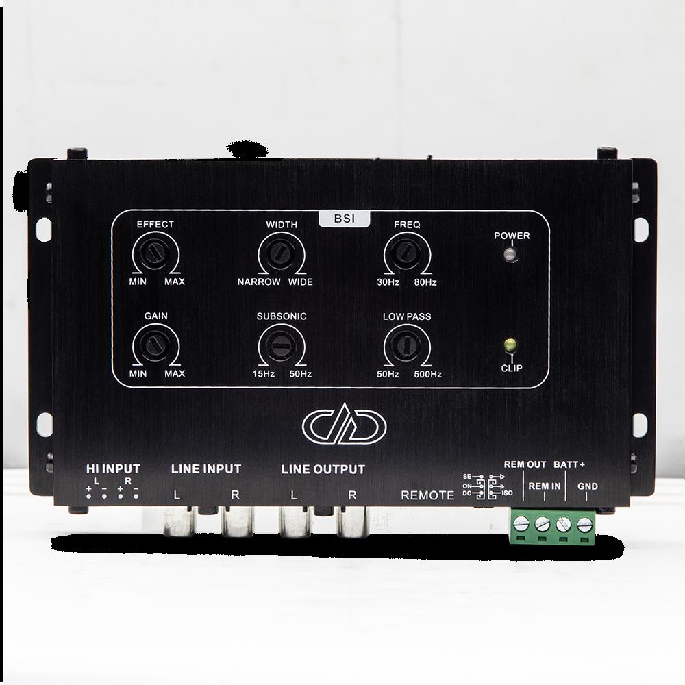 BSI bass signal interface