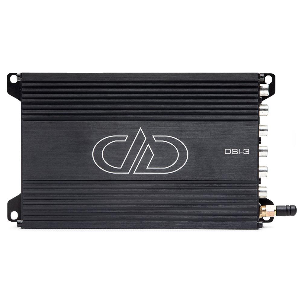 DSI-3 6ch-12ch digital signal interface and processor