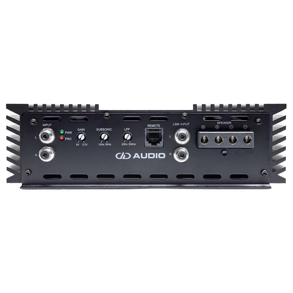 M3d monoblock amplifier