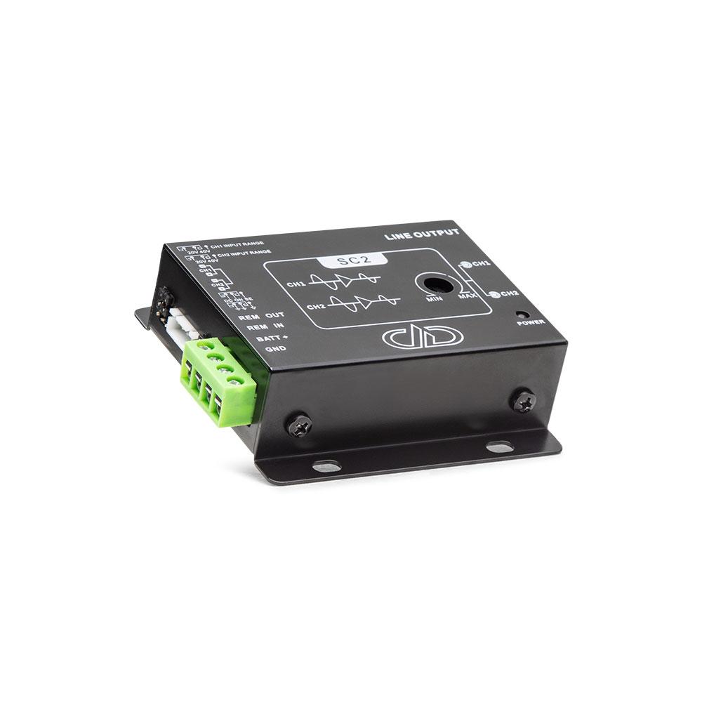 SC2 Live Output Converter