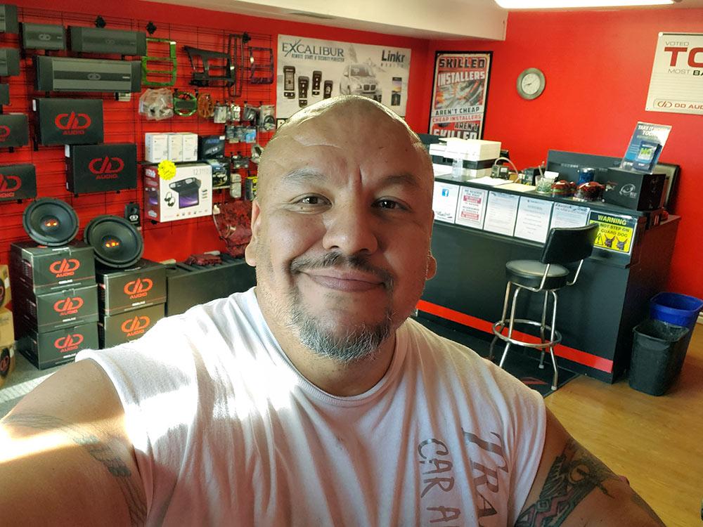 Traffik Jamz store owner