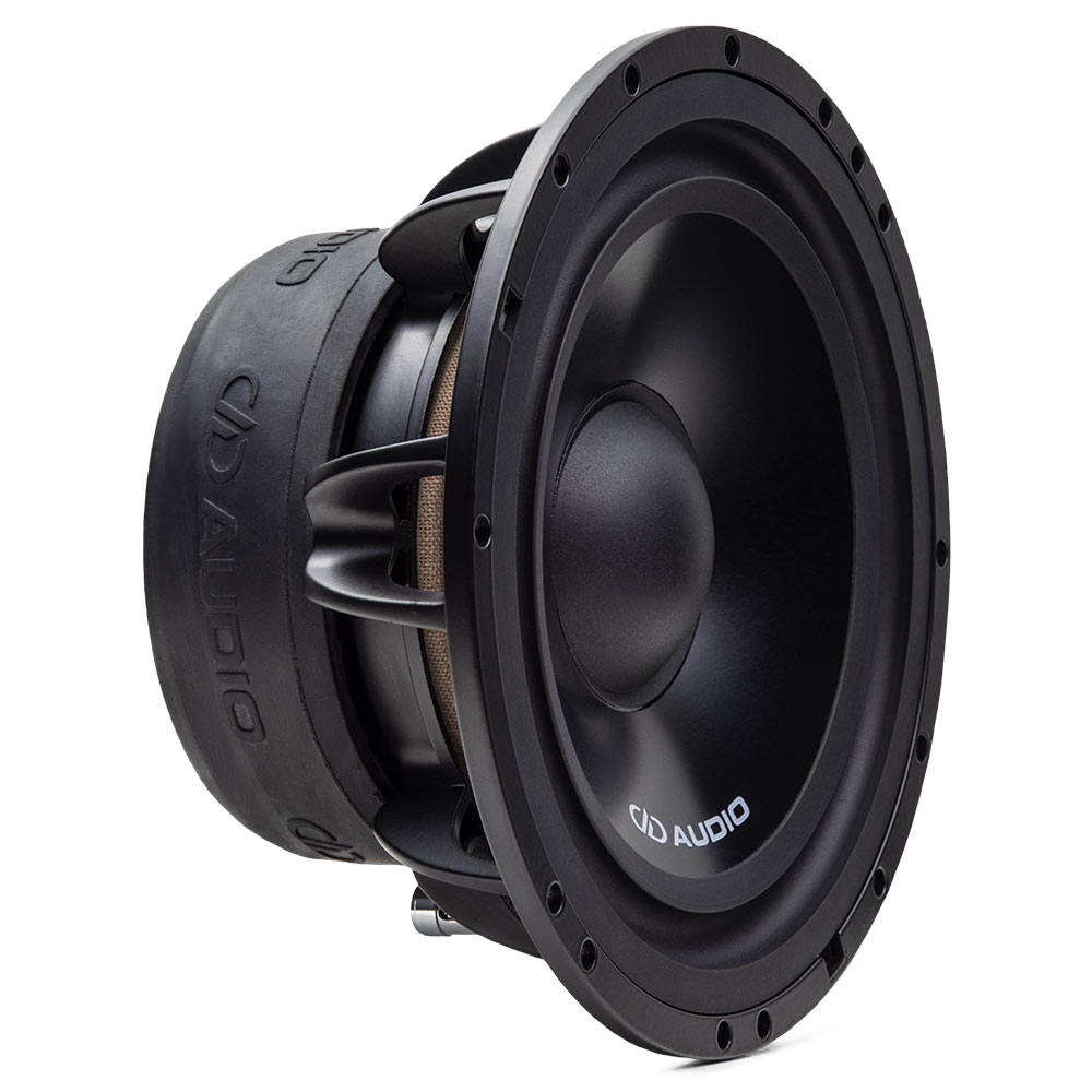 AW6.5a Midrange woofer/speaker 3qtr right view
