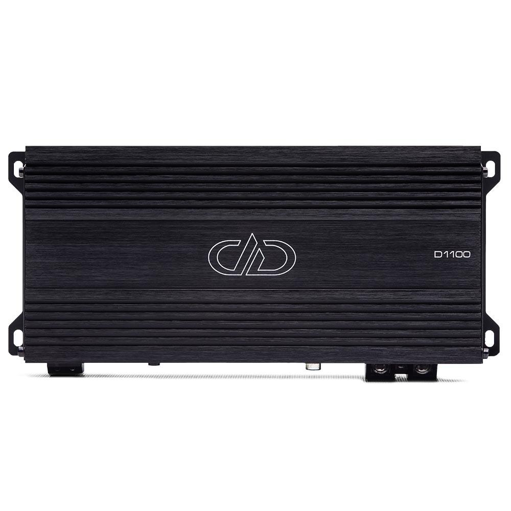 D1100 Monoblock Amplifier top view