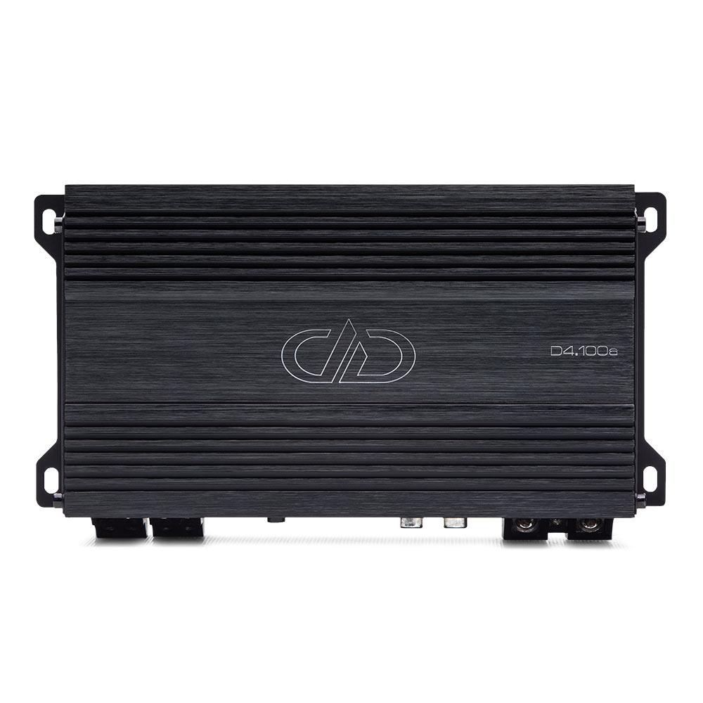 D4.100 4ch Amplifier top view