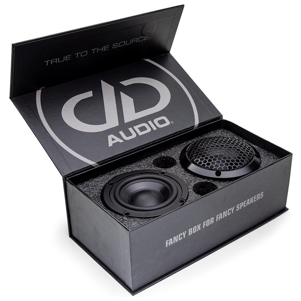 AM-3 speaker packaging box