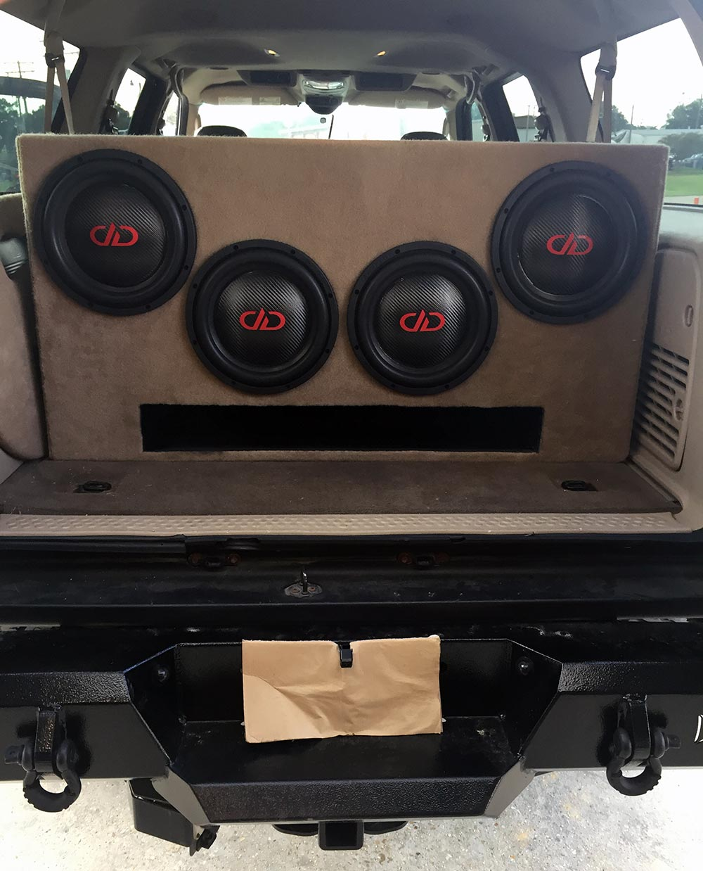 Onsite Audio Custom Build Photo
