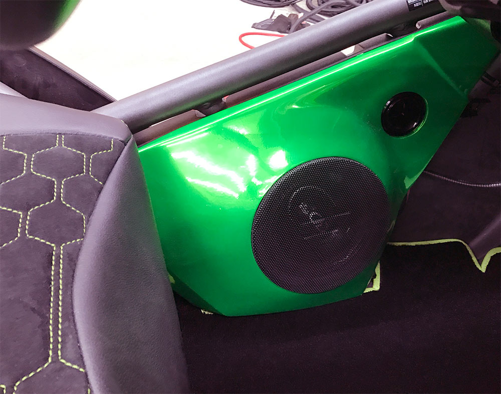Photo of custom fabrication from Da Bass