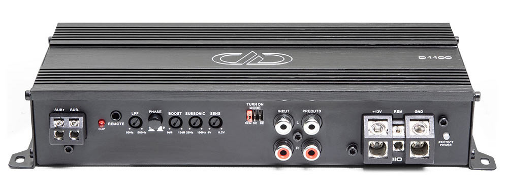 D series amplifier D1100