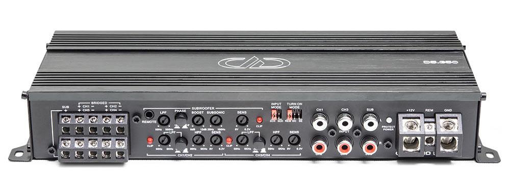 D series amplifier D5.350