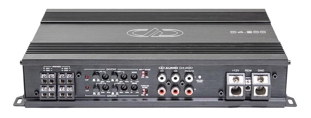 D series amplifier D4.200