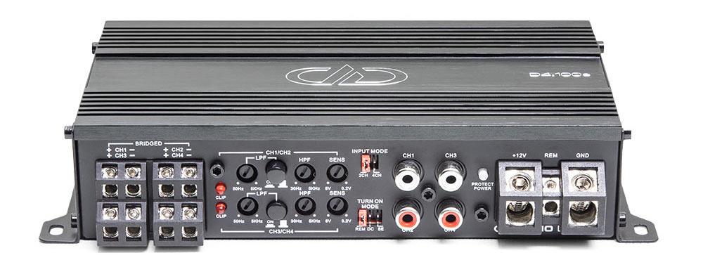 D series amplifier D4.100a