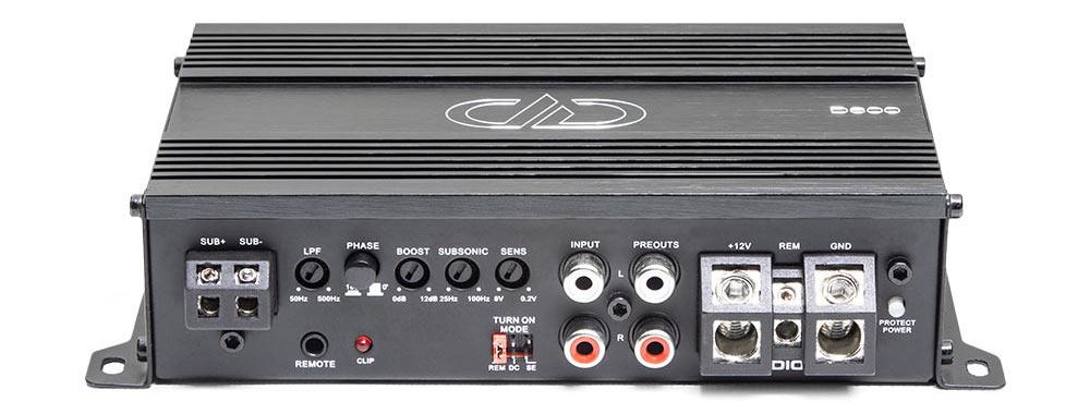 D series amplifier D600